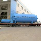 autoclave en caoutchouc approuvé de Vulcanizating de rouleaux de 2500X5000mm ASME (SN-LHGR25)