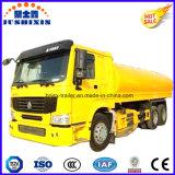 20000liters 6silos Carbono Gasoling / Diesel de acero 6 * 4 camión cisterna para el mercado Phillippines