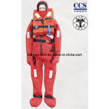 Ec/CCS Approved Immersion Suit per Lifesaving