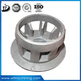 OEM Fundición moldeado de piezas de fundición de hierro por parte de la válvula / bomba de piezas de hierro fundido gris hierro moldeado en fundición Metal Casting