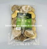 Shiitake de los champiñones secados