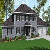 Qualitäts-grüner preiswerter moderner modularer vorfabriziertexport-kleines Haus