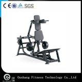 Força do martelo OS-H036 - equipamento da ginástica da aptidão da Placa-Carregar-ISO-lateral-pé-Extensão-l