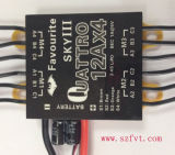 Salida de Fvt Brushless 12A 4 in-1 Multicopter