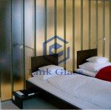 Vidro em forma de U Bend de vidro quente (vidro curvo) para construção e mobiliário