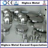 Protezione di estremità del corrimano di figura della cupola per l'inferriata e la balaustra dell'acciaio inossidabile