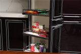 A cozinha da pintura de Du Pont da parte alta de Welbom projeta gabinetes