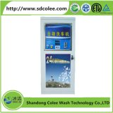 Máquina de lavar automática da moeda do serviço do auto para a fábrica
