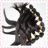 Polegada reta brasileira das extensões 12-30 do cabelo do Virgin