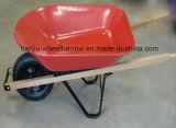65L Europa Markt-absatzfähige Schubkarre Wb5205
