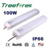 Illuminazione della Tri-Prova della lampada LED del tubo di IP66 T8 100W 8FT 2.4m LED