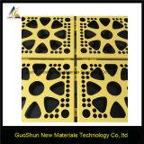 Perforated высеканная покрашенная декоративная материальная алюминиевая панель