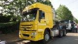Testa del trattore di LHD/Rhd 6X4 380HP HOWO/camion resistenti del trattore