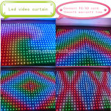 Luzes de cortina de vídeo a cores Full Color RGB 3in1 LED