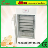 440 Eggs (YZITE-7)를 위한 가득 차있는 Automatic Industrial Chicken Incubator