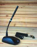 Gooseneck de Microfoon van de Desktop van de Condensator in de Zaal die van de Conferentie wordt gebruikt