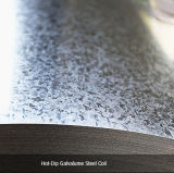Tôle d'acier enduite d'une première couche de peinture de Galvalume pour la toiture, excellente isolation laminée à froid de feuilles