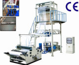 Capacidade de produção que aumenta a máquina de sopro da película do PE de alta velocidade
