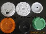 Automatische Plastikkaffeetasse-Kappe, die Maschine bildet