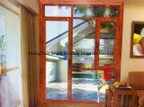 Windows di alluminio e portelli per la villa