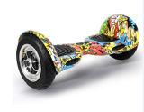 самокат Hoverboard электрическое Scoote собственной личности Swegway двойных колес 10inch балансируя (S3604))