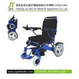 ブラシレス電気Foldableモーター車椅子