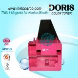 Tn611 Cartucho de tóner de copiadora en color para Konica Minolta Bizhub C451 C550 C650 Copiadora