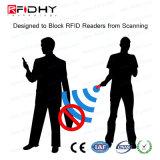 Nenhuma bateria RFID Required que obstrui o presente do cartão