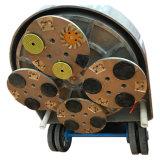 セリウムの証明書の具体的な床の粉砕機の惑星システム床の磨く機械