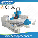 Router do CNC do Woodworking de 4 linhas centrais para a venda 1325