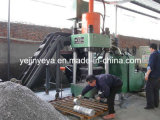 Aluminum automático Scrap Briquetting Press Line com ISO