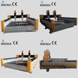 Máquina resistente del ranurador del CNC para la piedra
