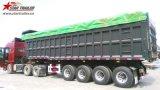 del ribaltatore 40ton-50ton semi del rimorchio rimorchio del deposito semi da vendere