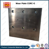高い硬度のバイメタル耐久力のある鋼板