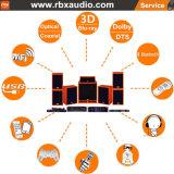 Bordi del teatro domestico di serie 7.1 di F - sistema acustico