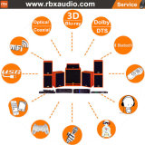 F 시리즈 7.1 가정 극장 서라운드 사운드 시스템