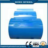 Aço galvanizado /Prepainted da bobina de PPGI para fazer a telhadura