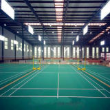 Fabrikant van Indoor pvc Sports Flooring voor Badminton Court