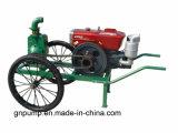 Irrigação do motor Diesel bomba de água de três polegadas para a irrigação 80zb-70