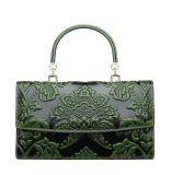 [هيغقوليتي] علويّة مصمّم نساء جلد محفظة جلد حقيبة يد