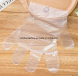 安い価格の使い捨て可能なPEの機械を作るプラスチック検査の手袋
