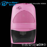 2L Plastic Water Tank Portablehome Mini Air Dehumidifier
