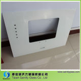 Range Hood Cooker Hood를 위한 4mm/5mm/6mm White Tempered Clear Float Glass Panel