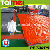 encerado do PE de 50GSM~300GSM China com UV tratado para tampa de /Pool/Boat do carro/caminhão