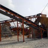 Bandförderer der Qualitäts-2017 für Beton für Kohle, Erz, Stein billig