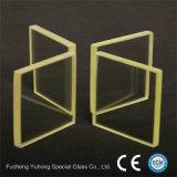 Vetro al piombo di Yu Hong. Il vetro della stanza dei raggi X. Vetro antiradiazione
