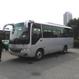 Yuchai Engineの低いPrice 30 Seats Coach Bus
