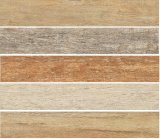 Telha de madeira cerâmica