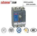 Автомат защити цепи отлитый в форму 250A случая Stm2-100 160 MCCB с параметрами