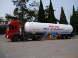LPGのタンカー及び半トレーラー